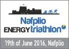 Nafplio Energy Triathlon 2016