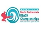 World Taekwondo Beach Championships на Родосе 2018